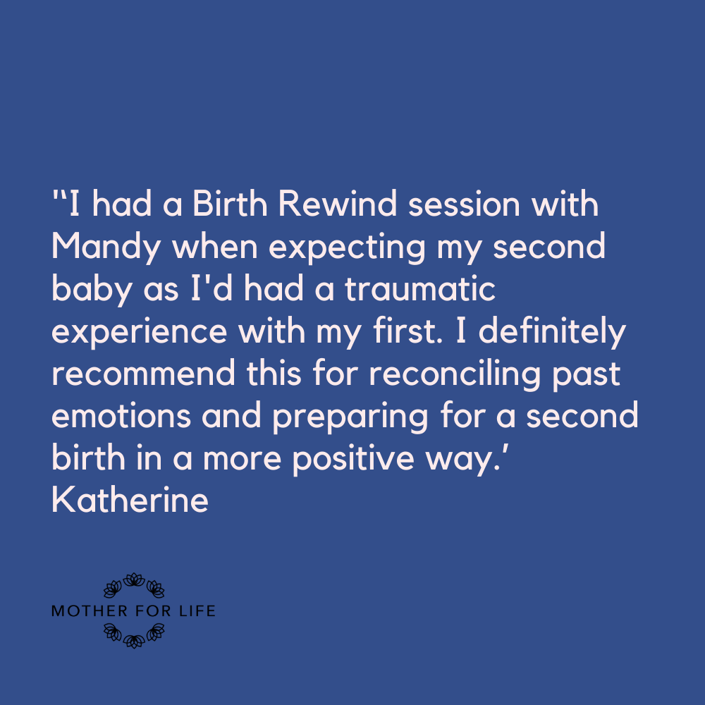 Birth Rewind Testimonial